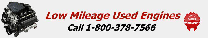 Used Engines Toll Free Number
