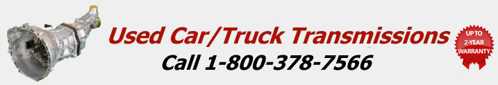 Used Transmissions Toll Free Number